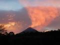 colima-volcano-sunset